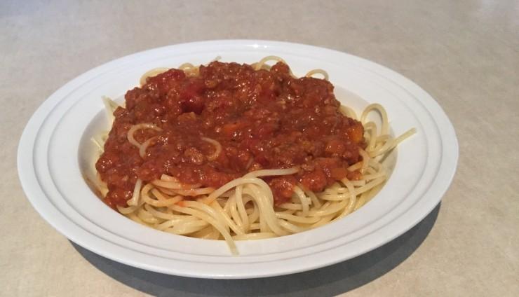 Souper spaghetti le vendredi 21 février 2020